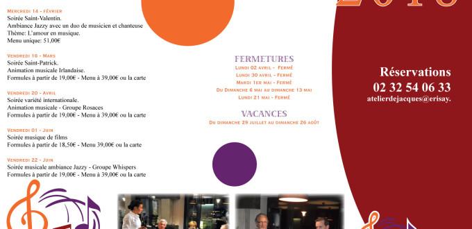 Restaurant soirées à thème 27