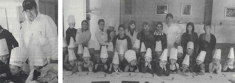 Atelier cuisine Erisay
